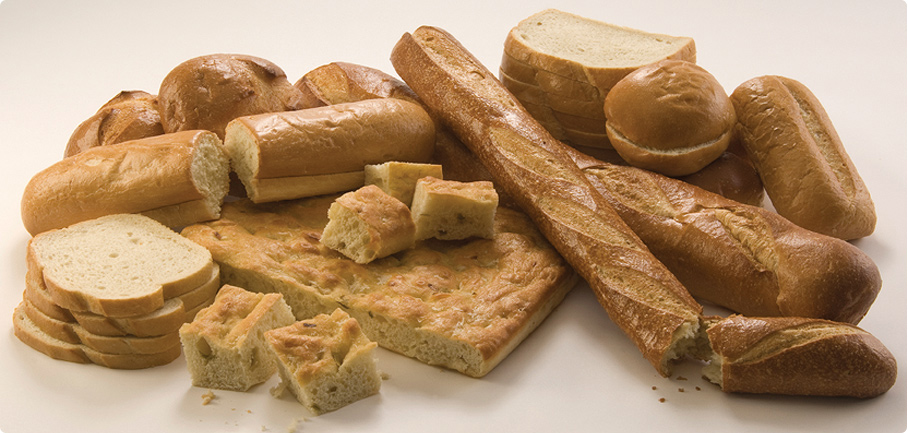 French Breads Amp Rolls Sliced Pan Breads Rounds And Soup