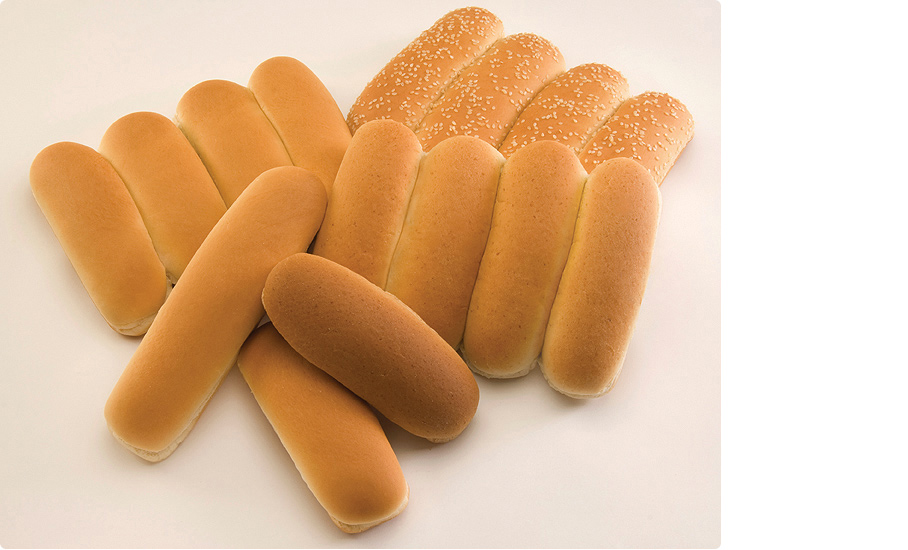 Hot Dog Buns - White, Wheat, Whole White Wheat, Multi-grain, Potato ...