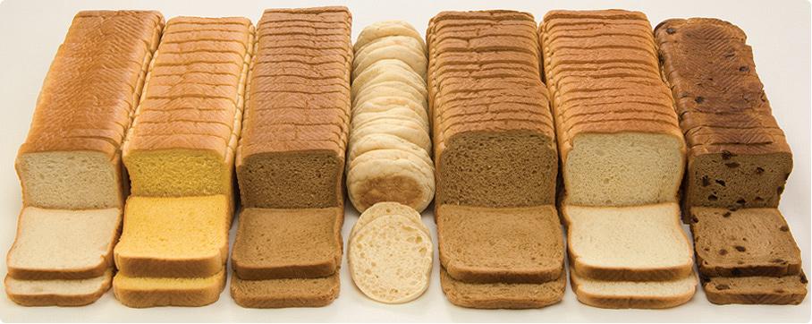 Squaretop Breads